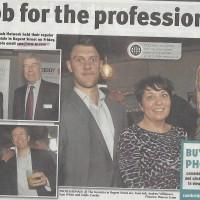 A job for the professionals